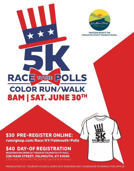 5k Race to the Polls